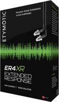 Etymotic ER4XR, Studio Reference in-ear earphones - Extended response