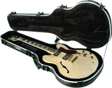 SKB Cases SKB-35, Kasse til halvakustisk guitar
