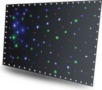 SPW96 SparkleWall LED96 RGBW 3x 2m with controller