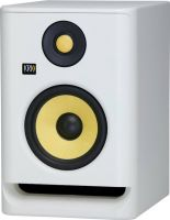 "KRK RP5G4WN White Noise, Professional grade 5"" studio monitor with DSP"
