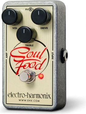 Electro Harmonix Soul Food Overdrive, Så små at de næsten ikke kan