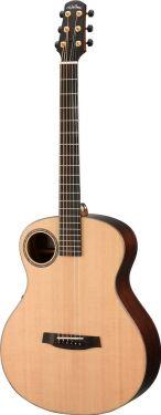 Walden B1EH Baritone Electric-Acustic Guitar