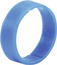 HICON HI-XC marking ring for Hicon XLR straight blau