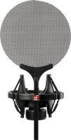 sE Electronics Isolation Pack, Quick-release shock mount with integ