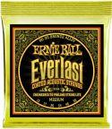 Guitarstrenge, Ernie Ball EB-2554, Everlast Bronze Medium 13-56