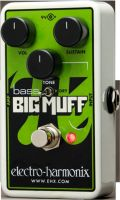 Guitar- og baseffekter, Electro Harmonix Nano Bass Big Muff, That huge Bass Big Muff sound