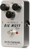 Guitar- og baseffekter, Electro Harmonix Triangle Big Muff, Reissue of the very first Big M