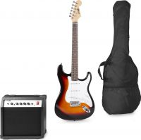 GigKit Electric Guitar Pack Sunburst