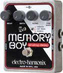 Guitar- og baseffekter, Electro Harmonix Memory Boy, Memory Boy er en analog delay med aner