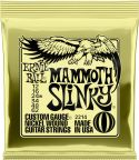 Assortment, Ernie Ball 2214 Mammoth Slinky Nickel
