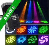 "IntiScan 300 Scanner 30W LED DMX ""B-STOCK"""