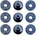 Bækkener, Zildjian ZFSPK Cymbal Felts and Sleeves, A convenient package of 6