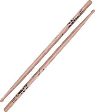 Zildjian 5A Laminated Birch - Wood Tip, Heavy and powerful. Made fr