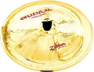 "Zildjian 16"" Oriental China Trash, Oriental-serien tilbyder forskel"