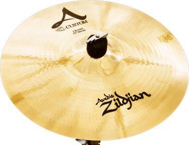 """Zildjian 15"""" A Custom Crash, A Custom-serien er baseret på de klass"""