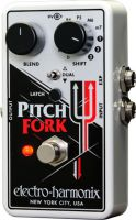 Guitar- og baseffekter, Electro Harmonix Pitch Fork, Add harmonies to your playing