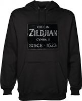 Zildjian Vintage Sign Hoodie - XX-Large, Pullover hoodie with a rec