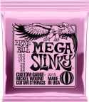 Ernie Ball 2213 Mega Slinky Nickel