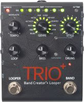 DigiTech Trio+. Band Creator/Looper., Trio+ has all the goodness as