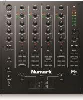 Numark M6 USB, 4-Channel USB DJ Mixer