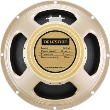 Celestion G12M-65 Creamback 8R, G12M-65 Creamback bevarer den velke
