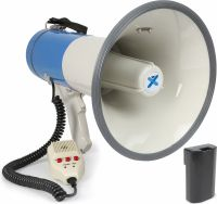 MEG065 Megaphone 65W USB SD Battery Record Siren Microphone