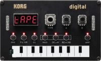Korg NTS-1 NuTekt Synth DIY KIT, The Nu:Tekt NTS-1 digital KIT is a