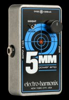 Electro Harmonix 5MM Power Amp, Pocket-sized guitar power amplifier