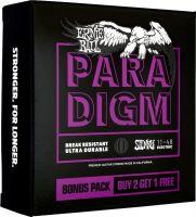 Ernie Ball EB-3370 Paradigm Power Slinky 3-pack