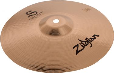 """Zildjian 10"""" S-Family China Splash, Quick and unique in tone color"""