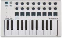 Arturia MINILAB-MKII USB MIDI Controller keyboard, MINILAB-mkII Uni