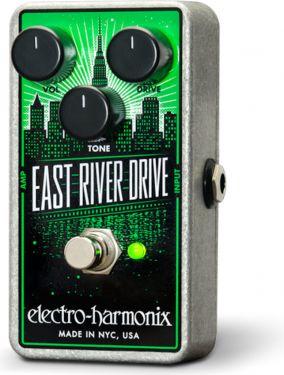 Electro Harmonix East River Drive, Så små at de næsten ikke kan ses