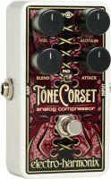 Guitar- og baseffekter, Electro Harmonix Tone Corset, The Tone Corset, analog compressor, s