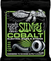 Ernie Ball EB-2736, Cobalt 5-str Bass 45-130