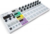 Arturia BEATSTEP Pro, 3 stk. step sequencers,16 pads og flere syncf