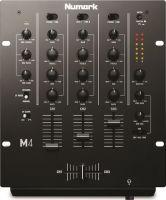 Numark M4BLACK, 3-Channel Scratch Mixer
