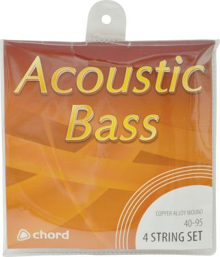 Acoustic bass guitar string set 40-95