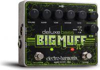 Electro Harmonix Deluxe Bass Big Muff, Classic Bass Big Muff Pi spe