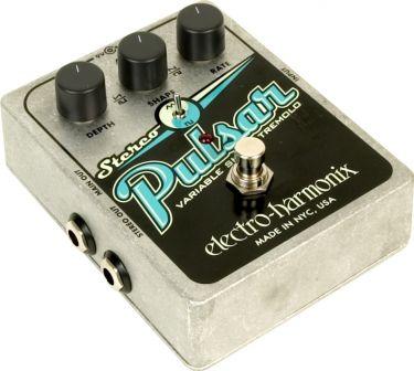 Electro Harmonix Stereo Pulsar, Vintage-tremolo