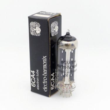 Electro Harmonix 6CA4/EZ81, Pris pr stk. Ensretterrør med dobbelt anode