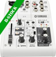"""Yamaha AG03 MIXING CONSOLE (AG03 Y) """"B-STOCK"""""""