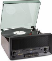RP135W Record Player 60's Combi Wood