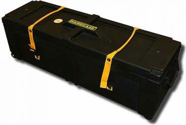 "Hardcase 40"" Hardware Case, Med hjul. 100,3 x 27,2 x 26,7 cm, max 3"