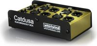 Whirlwind CATDUSA, Catdusa is a 4 channel analog snake box that use