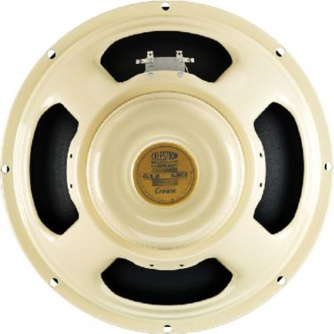 "Celestion CREAM 16R, Vintage 12"" gitarelement. 90W, 100 dB. 16 Ohm"