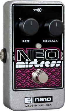 Electro Harmonix Nano Neo Mistress, Så små at de næsten ikke kan se