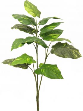 Europalms Pothos, 3 trunks, artificial plant, 90cm