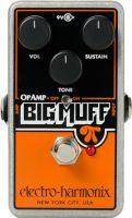 Guitar- og baseffekter, Electro Harmonix EHX OP-Amp Big Muff, Reissue of the classic Op-Amp