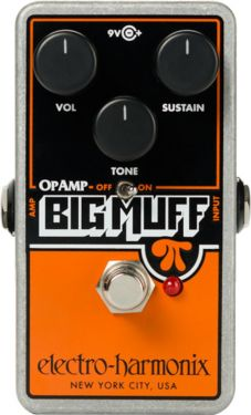 Electro Harmonix EHX OP-Amp Big Muff, Reissue of the classic Op-Amp