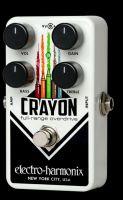Guitar- og baseffekter, Electro Harmonix EHX Crayon Overdrive, A versatile overdrive that l